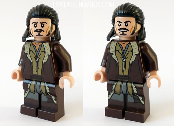LEGO The Hobbit 79013 Lake Town Chase : Bard the Bowman