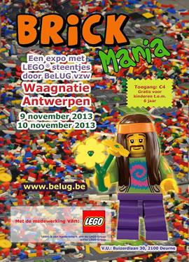 BrickMania 2013