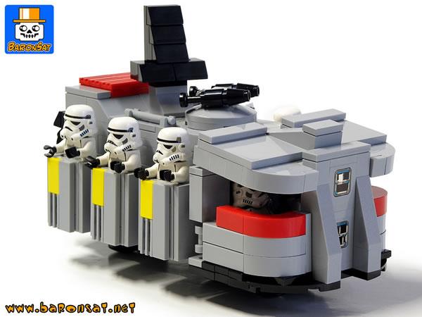 Kenner Toys Imperial Troop Transporter par BaronSat
