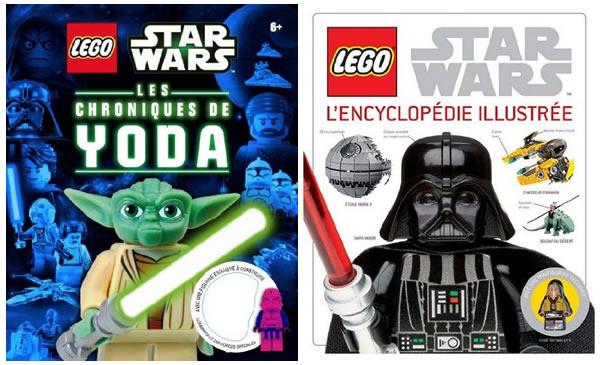 LEGO Star Wars - Les Chroniques de Yoda & L'Encyclopédie Illustrée