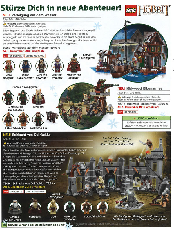 LEGO Catalogue