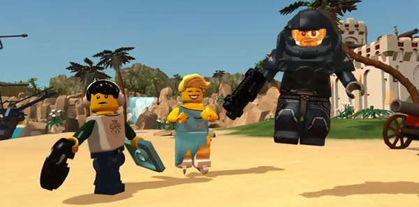LEGO Minifigures The Online Game