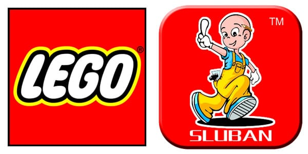 LEGO et SLUBAN enterrent la hache de guerre