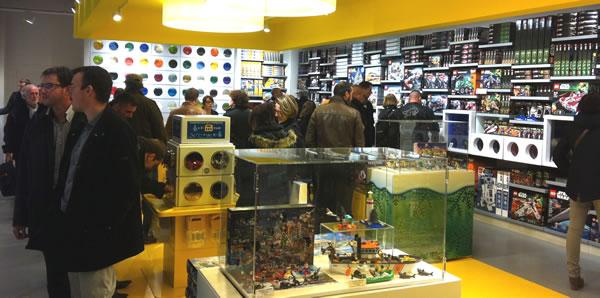 Le LEGO Store de Clermont-Ferrand est ouvert !