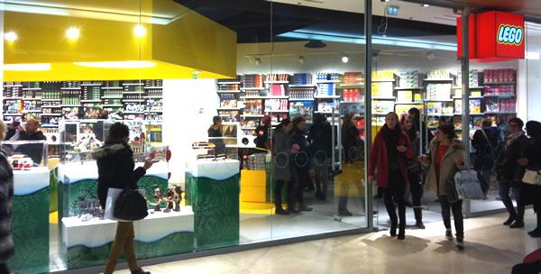 LEGO Stores en France : Vos avis