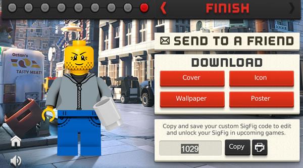 The LEGO Movie SigFig Creator