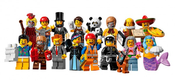 71004 Collectible Minifigs Series 12
