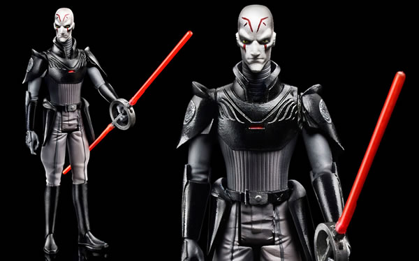 Star Wars Rebels : Inquisitor action figure