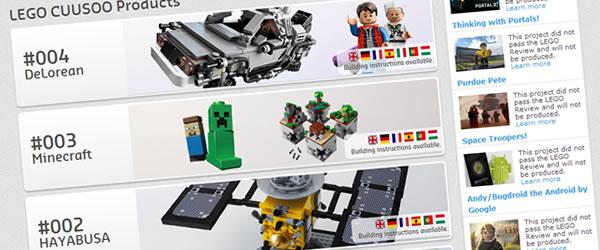 LEGO Cuusoo