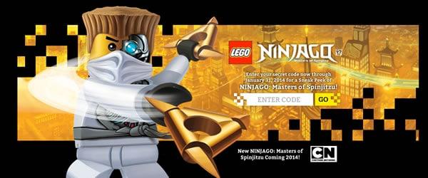 Ninjago : Masters of Spinjitzu
