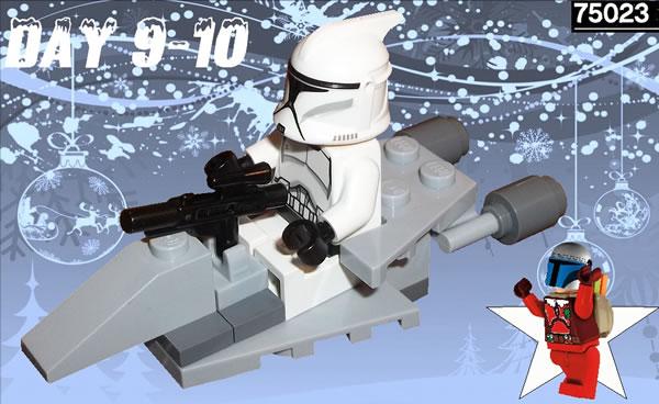 OB1 KnoB LEGO Star Wars Advent Calendar
