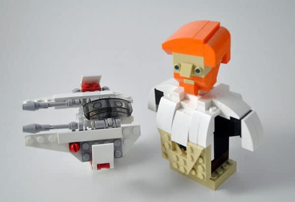 Obi-Wan Kenobi par Omar Ovalle