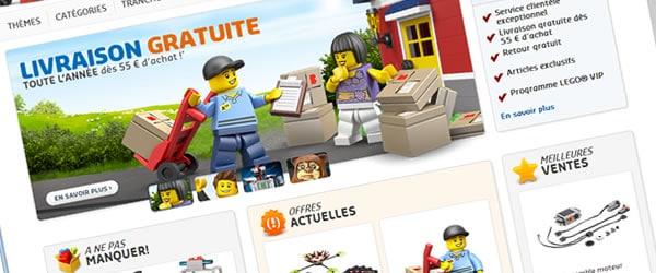 LEGO Shop@Home