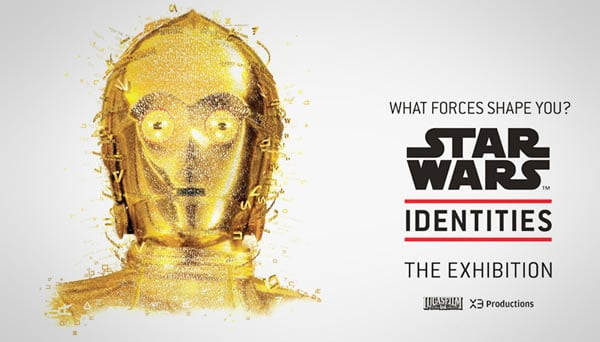 STAR WARS Identities : L'Exposition