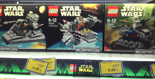 LEGO Star Wars @ Toys R Us