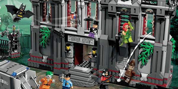 10937 Arkham Asylum Breakout