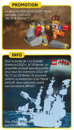 LEGO Store Calendar 02 2014