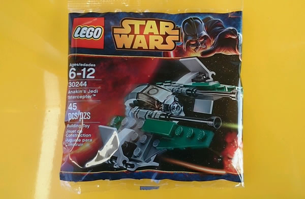 30244 Anakin's Jedi Intercepter