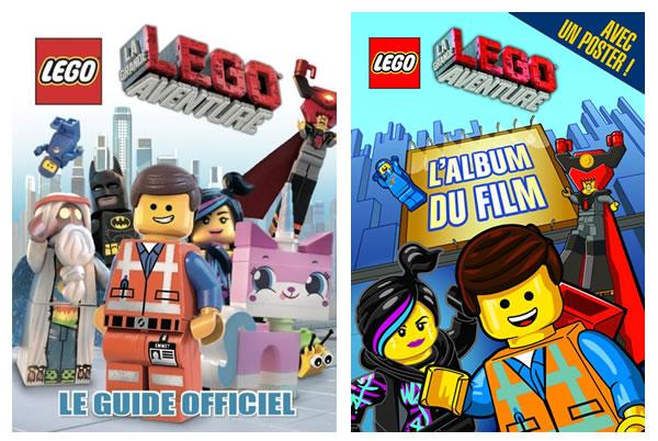 The LEGO Movie : Le Guide Officiel & L'album du film