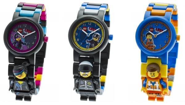 The LEGO Movie Watches