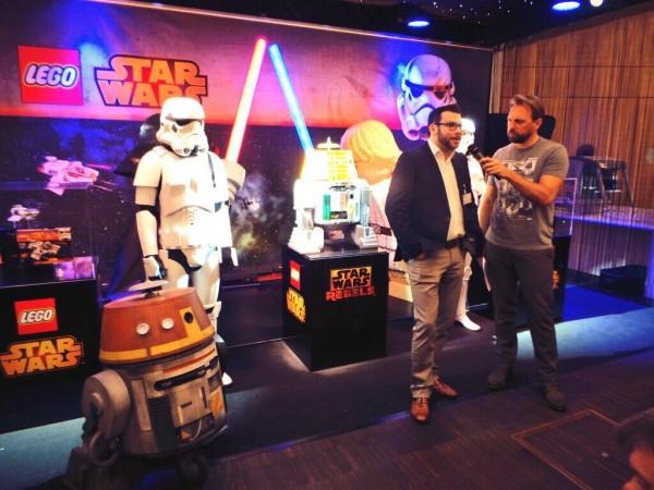 LEGO @ Nuremberg Toy Fair 2014