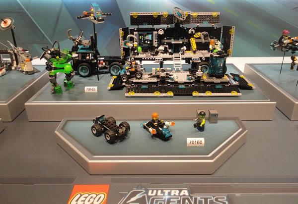 LEGO Ultra Agents 70165 Ultra Agents Mission HQ