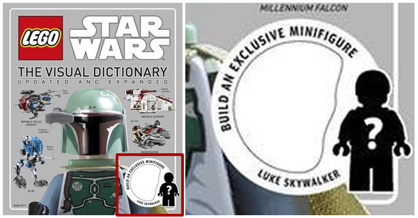 LEGO® Star Wars Visual Dictionary 2014