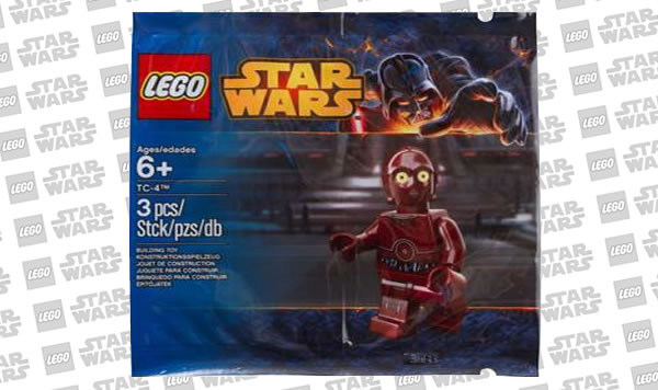 LEGO Star Wars TC-4