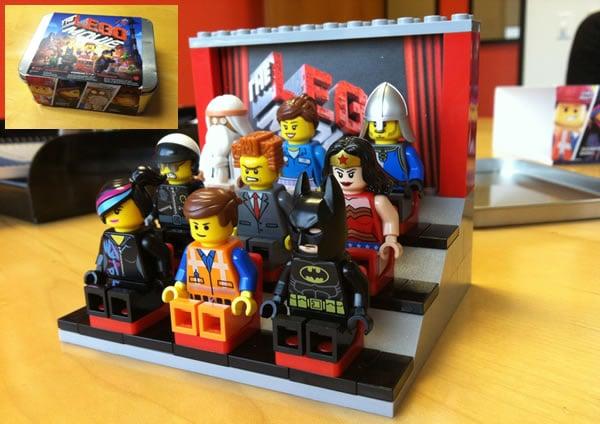 The LEGO Movie Promo Box