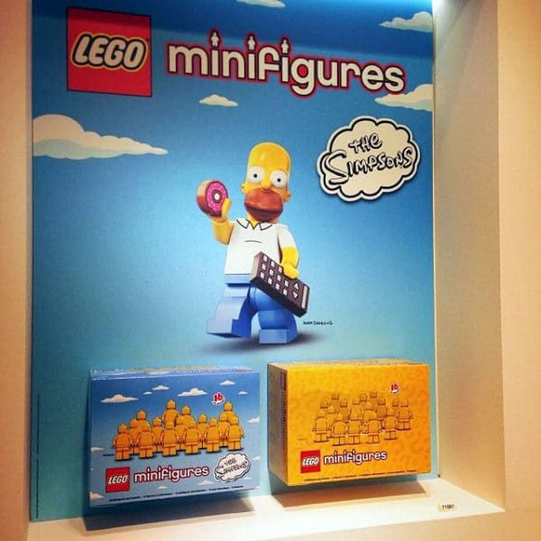 The Simpsons Collectible Minifigures Series