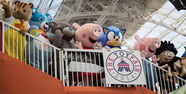 London Toy Fair 2014