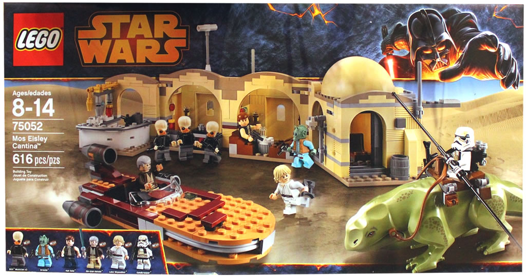lego star wars 75052 mos eisley cantina nouveaut lego 2014 ...