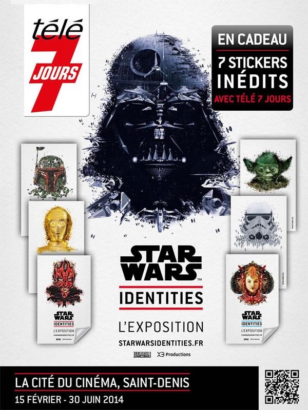 Star Wars Identities -Télé7 Jours