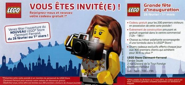 LEGO Store @ Clermont-Ferrand