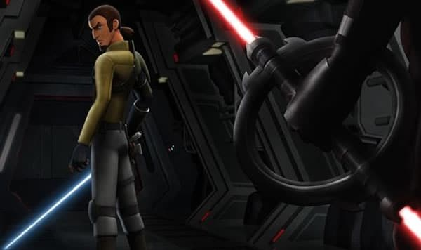 Star Wars Rebels : Kanan Jarrus