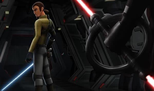 Star Wars Rebels : Kanan Jarrus