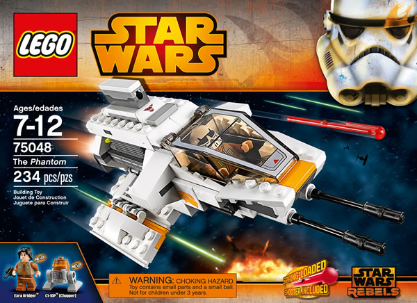LEGO Star Wars 75048 The Phantom