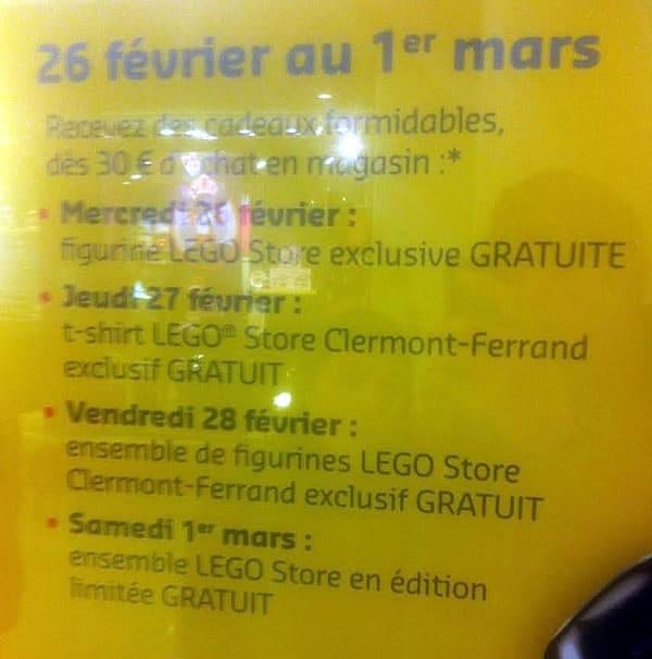 LEGO Store de Clermont-Ferrand