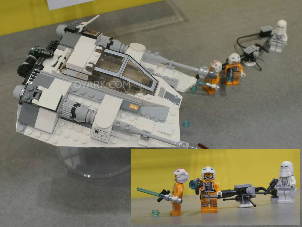 LEGO Star Wars @ New York Toy Fair : Quelques images ...