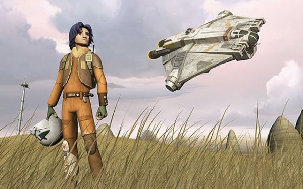 Star Wars Rebels : Ezra Bridger
