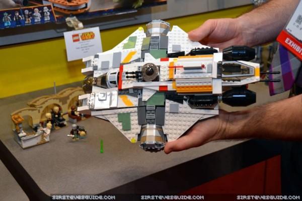 75053 The Ghost & 75048 The Phantom