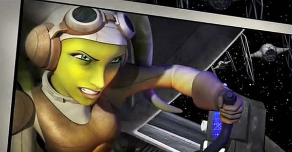 Star Wars Rebels : Hera Syndulla