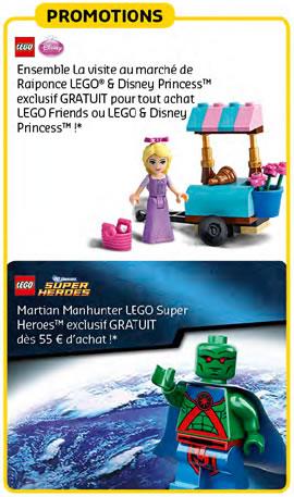 LEGO Store Calendar - Mars 2014