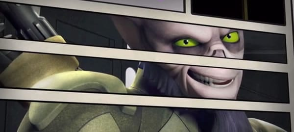 Star Wars Rebels : Zeb Orrelios