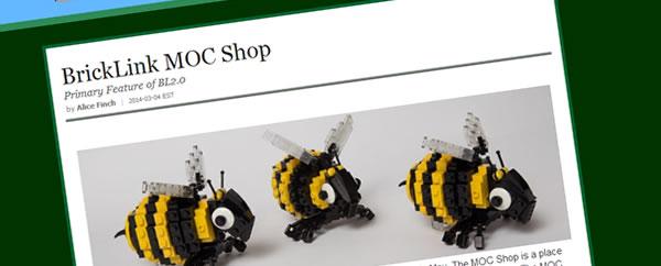 Bricklink MOC Shop