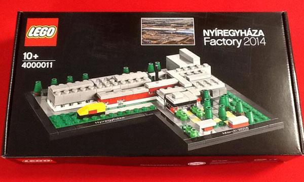 4000011 Nyiregyháza Factory