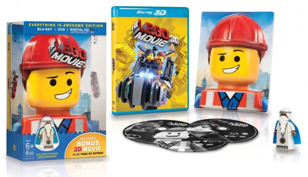 The LEGO Movie : Everything is Awesome Edition