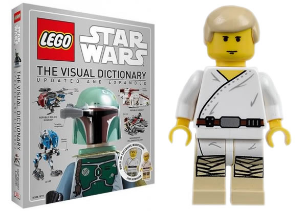 LEGO Star Wars Visual Dictionary Updated & Expanded