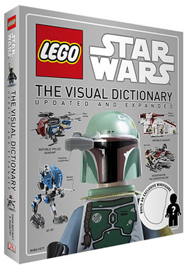 LEGO Star Wars : The Visual Dictionary Updated & Expanded
