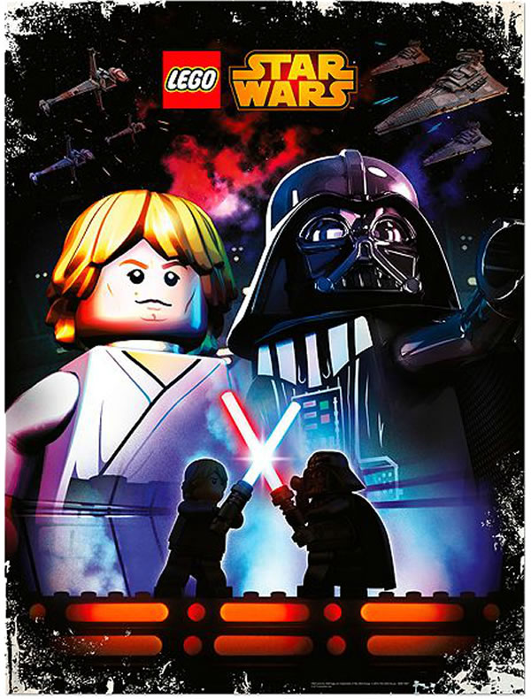 5004230 LEGO Star Wars exclusive Poster